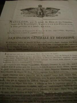 Calais liquidation course du corsaire les deux freres arme a calais capitaine jean michel leebvre armateur delaunay freres