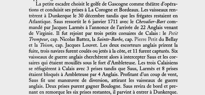 Corsaire nicolas buttez jacques louvet pierre petit du bellay 2